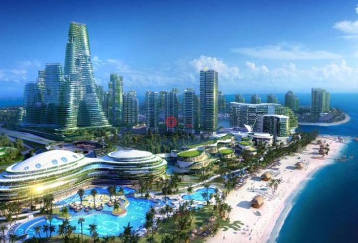 碧桂园森林城市(马来西亚)项目