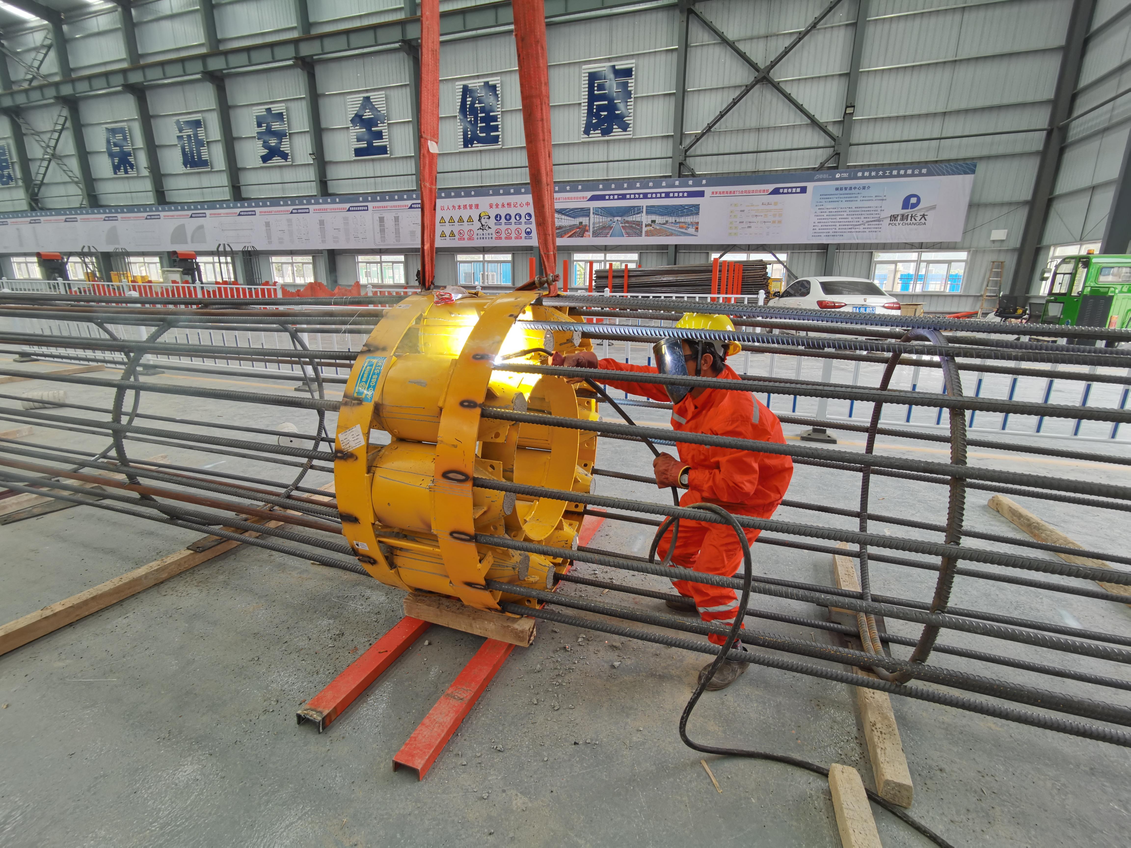 项目分享丨欧感荷载箱1.5米桩径7000吨位桥桩项目应用案例