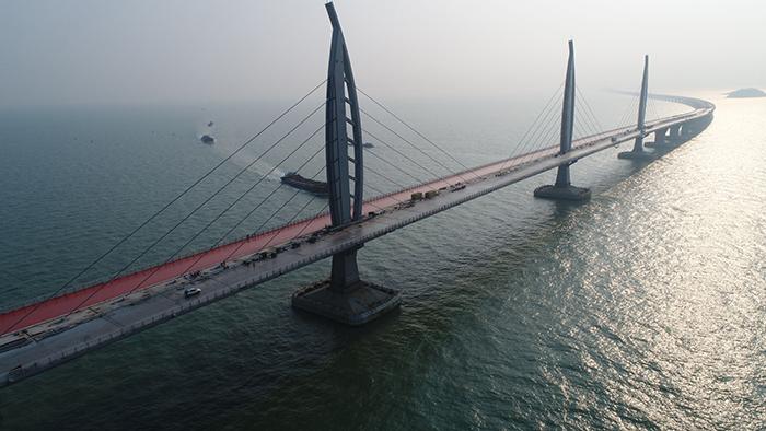 欧感荷载箱为港珠澳大桥项目保驾护航